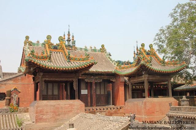 Zhangbi Ancient Castle