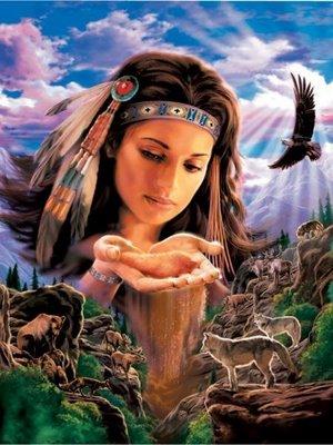 Descubre tu hor scopo ind gena la m gia - Fogli da colorare nativo americano ...