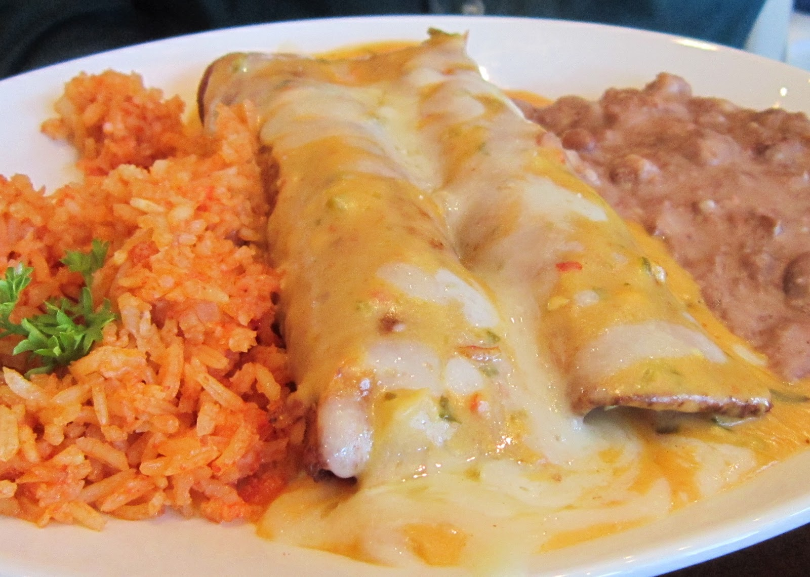 Enchiladas With Rice And Beans Melissa Good Taste: Mi...