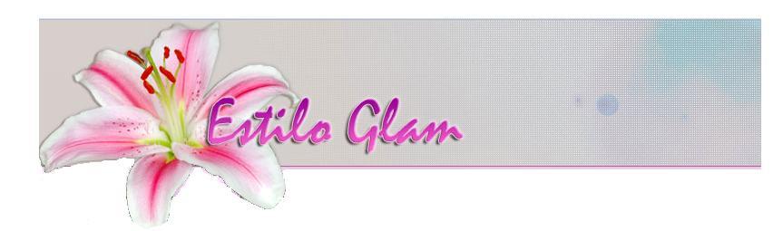 Estilo Glam