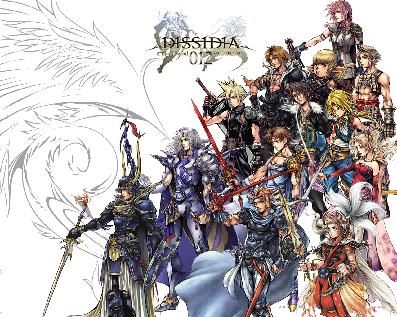 Amazon.com: Dissidia 012 [duodecim] Final Fantasy - Sony PSP ...