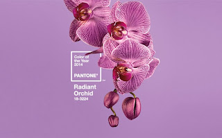 Color Pantone Orquídea Radiante 2014