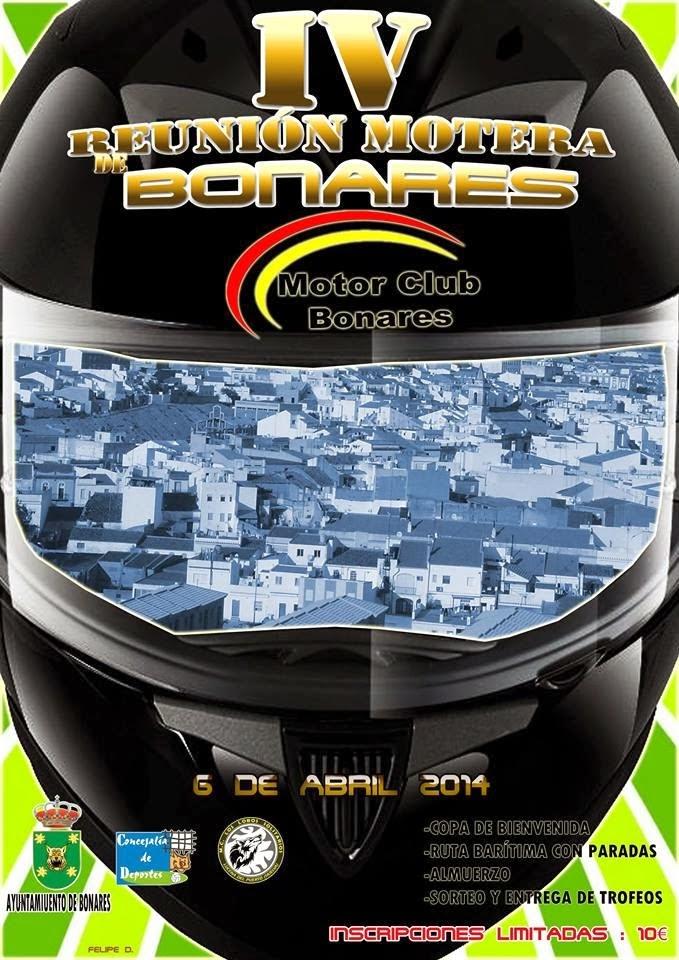 IV REUNIÓN MOTERA DE BONARES