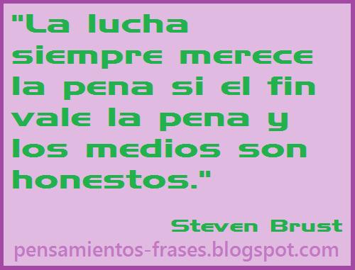 frases de Steven Brust