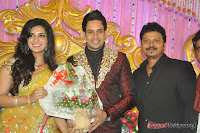 Celebraties at Actor Bharat n Jessy Wedding Reception Photos+%2528101%2529 Actor Bharath n Jessy Wedding Photos
