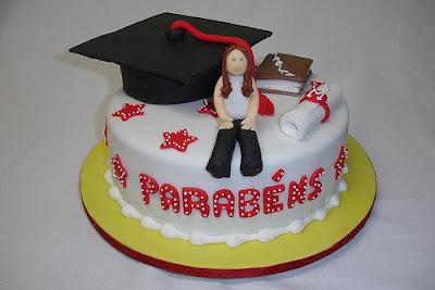Delicious Graduation Cakes