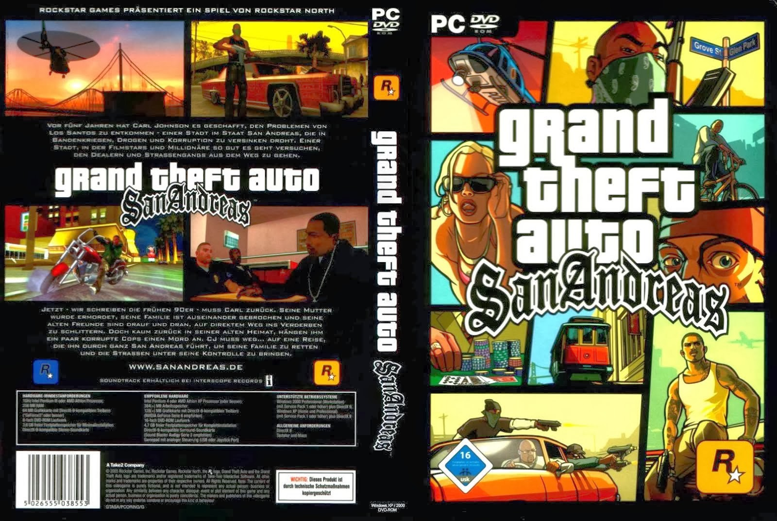 | GTA San Andreas Download |