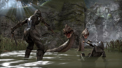 The Elder Scrolls Online - Full PC - Torrent 2014 Download