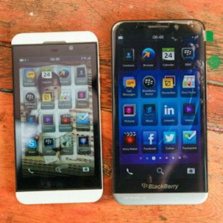Gambar BlackBerry A10