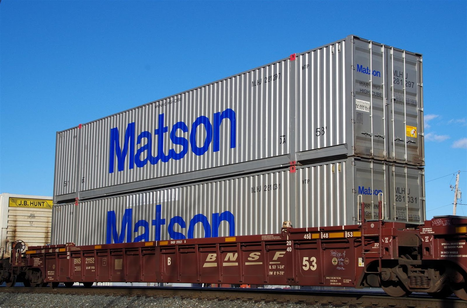 Rollingstock news now for something a little different us containers - Matson container homes ...
