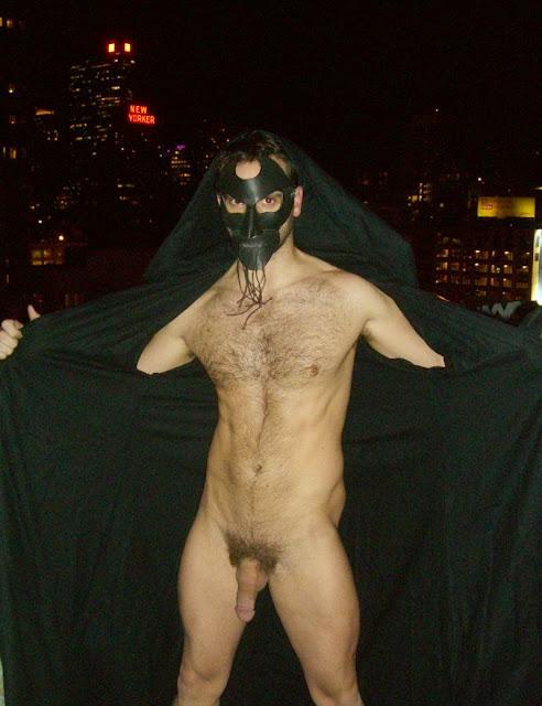 naked halloween customes for men