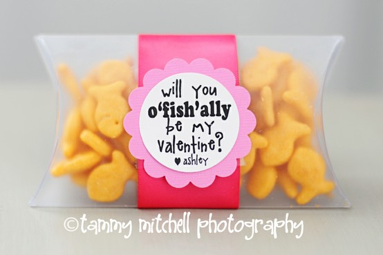 i dig you treat bag from fry family - Toddler Valentine Ideas