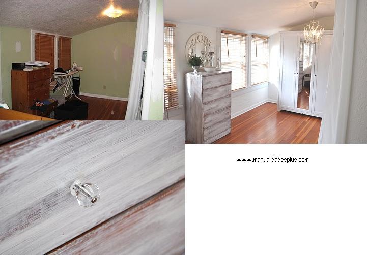 Como patinar muebles - Como pintar muebles de pino ...
