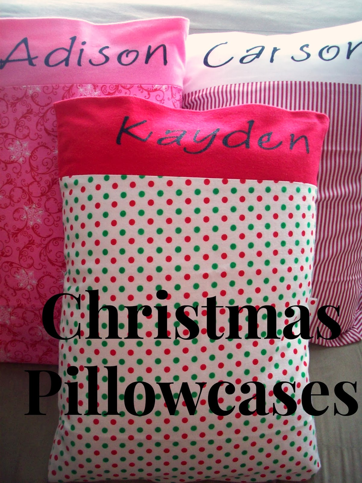 Pillowcases With Glitter Iron On Vinyl Food Crafts And
