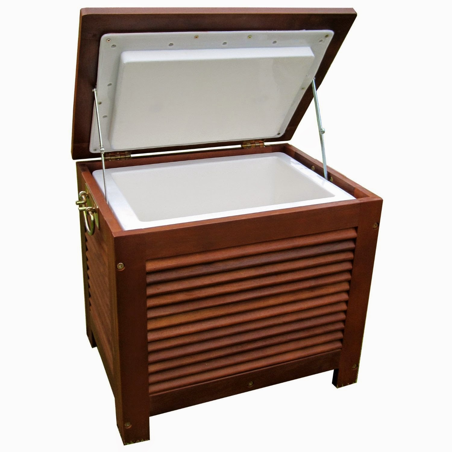 Wooden Patio Cooler