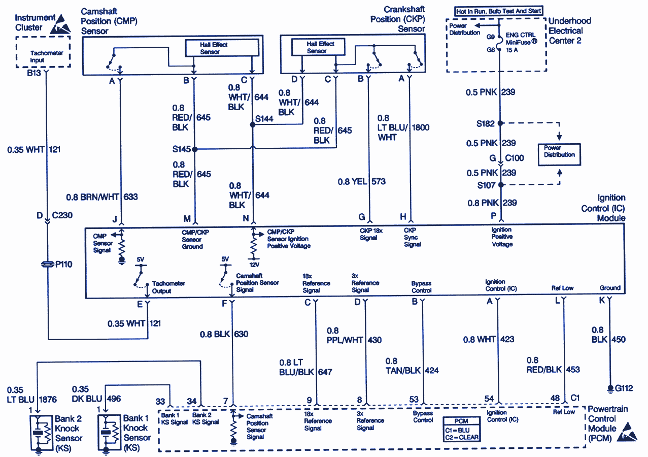 1996 Chevrolet Camaro Z28 Wiring Diagram