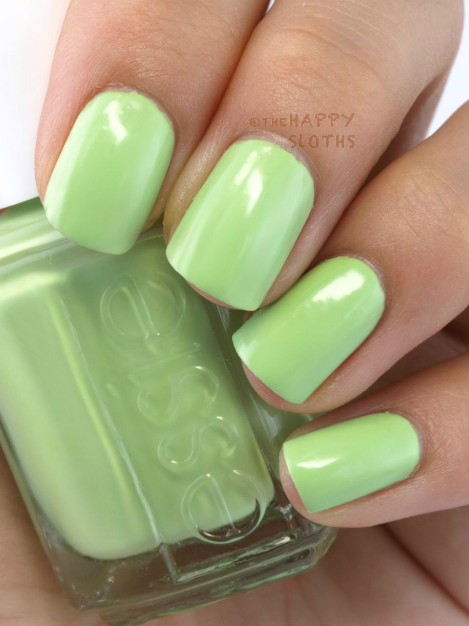 Essie Neon 2015 Collection: Review and Swatches   The Happy Sloths ...