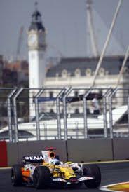 Proveemos barcos de espectadores para la Formula 1 y Americas Cup