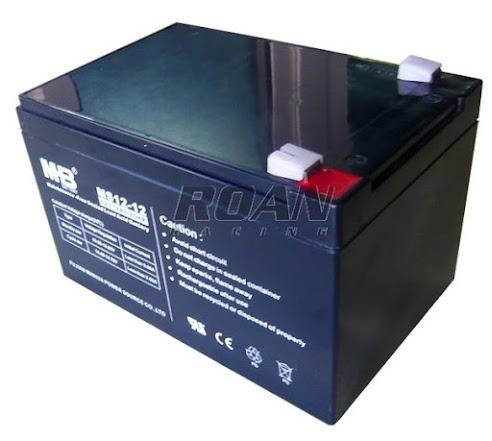 Venta de Baterias para Bicicletas Electricas 6-DZM-12