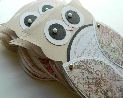 My owl barn diy owl invitation if you are planning an owl themed party then you are going to love this tutorial by communidiy a blog with tons of inspirational do it yourself projects solutioingenieria