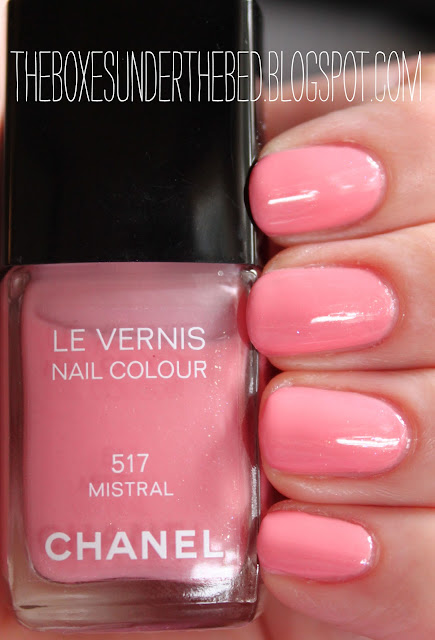 Chanel Mistral Swatch