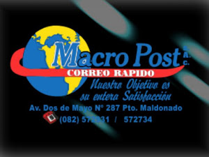 MACRO POST s.a.c. SERVICIO CORRIER LOCAL NACIONAL E INTERNACIONAL