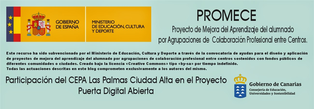 PDA CEPA Las Palmas Ciudad Alta Meeting in Logroño