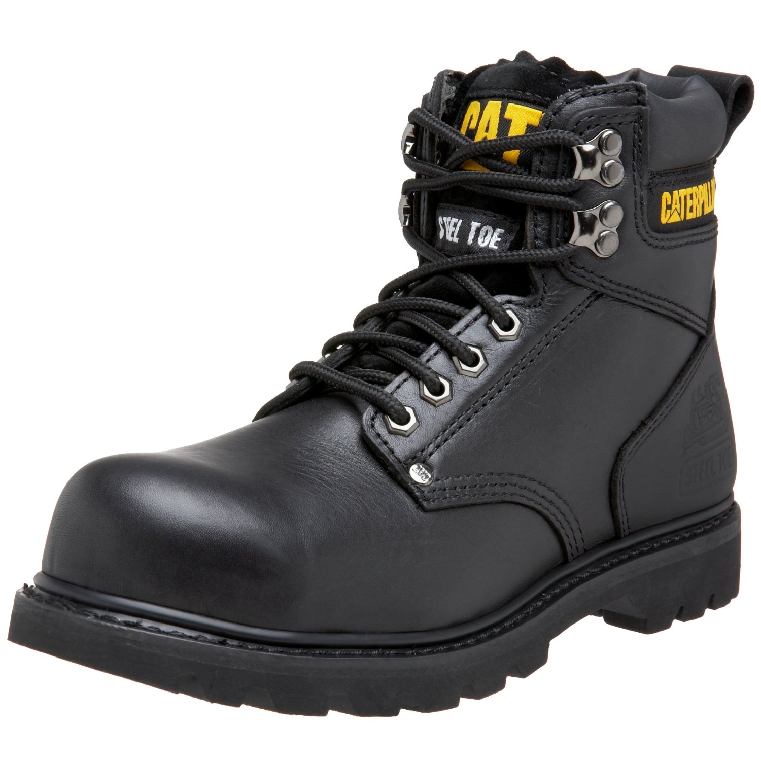 Caterpillar Steel Toe Hiking Boots Car Interior Design