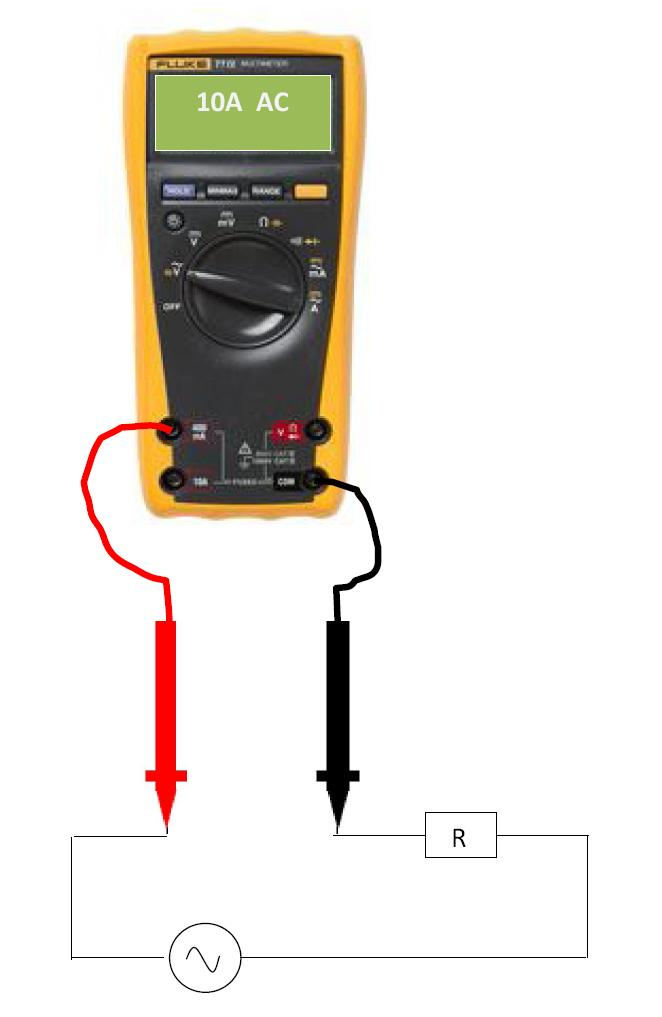 Measuring Amperage With A Multimeter : How to use a multimeter learning instrumentation and