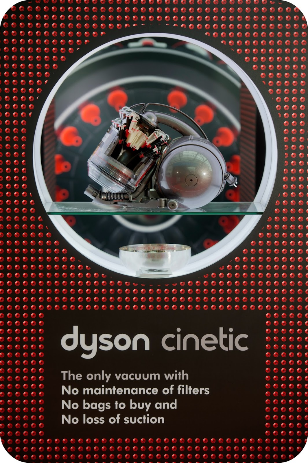 Dyson Cinetic Launch Event