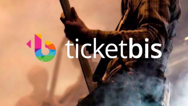 La web de entradas Ticketbis