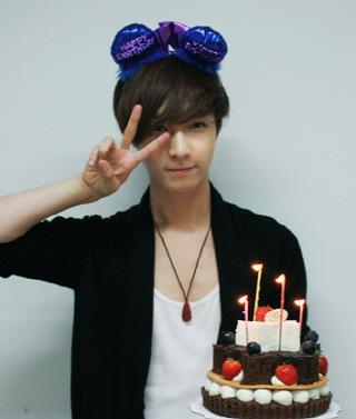 EXOI MISC EXO Birthday Party Pics