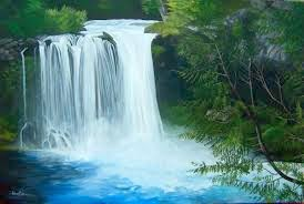 cool-waterfall-blue-water-beautiful-nature-images-wallpapers