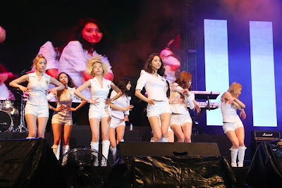SNSD LIVE IN MALAYSIA