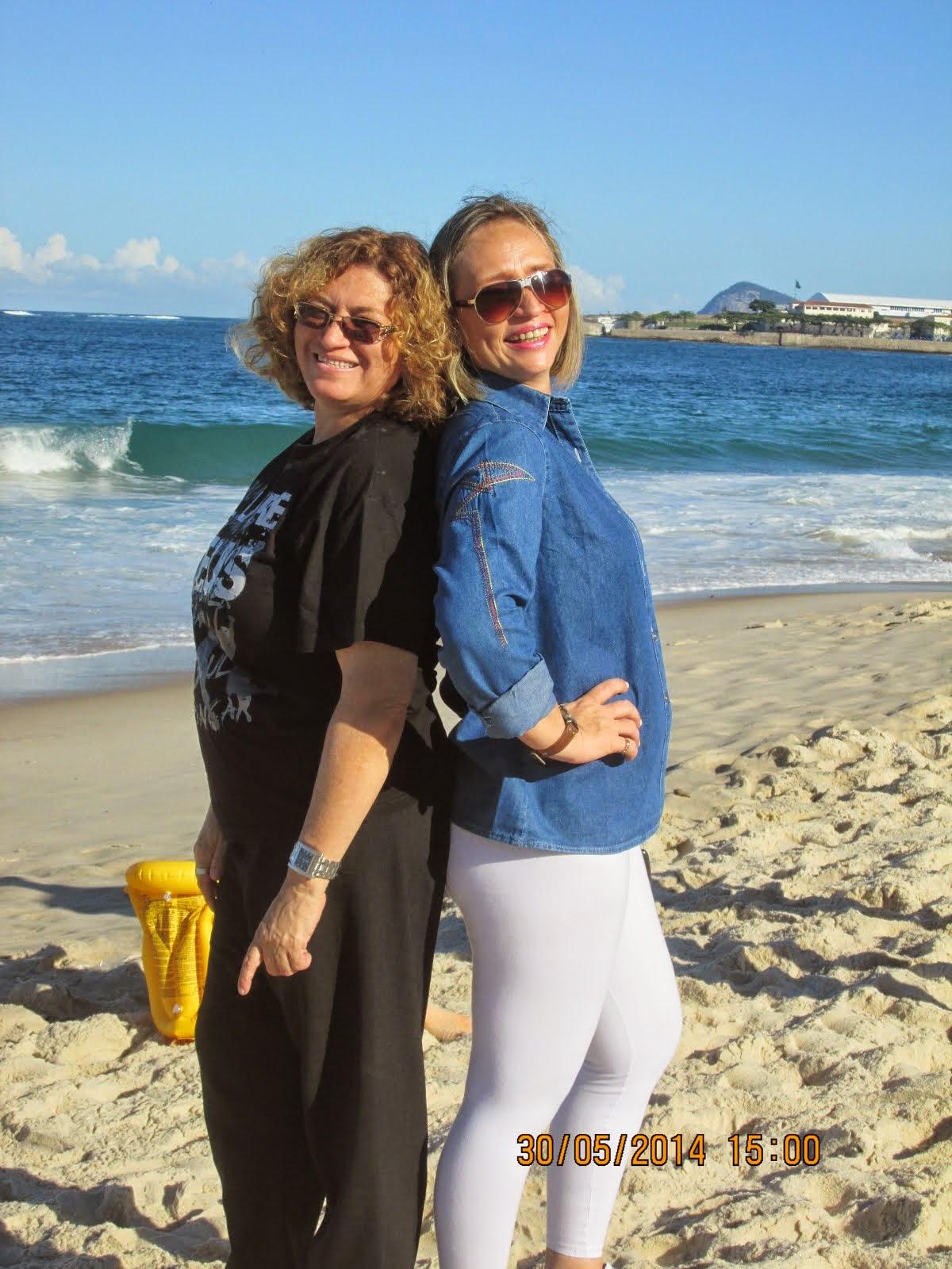 ROZEANE LIMA & CLARA MARIA