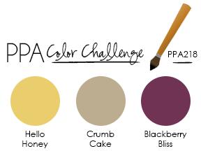 The PALS Challenge PPA-218