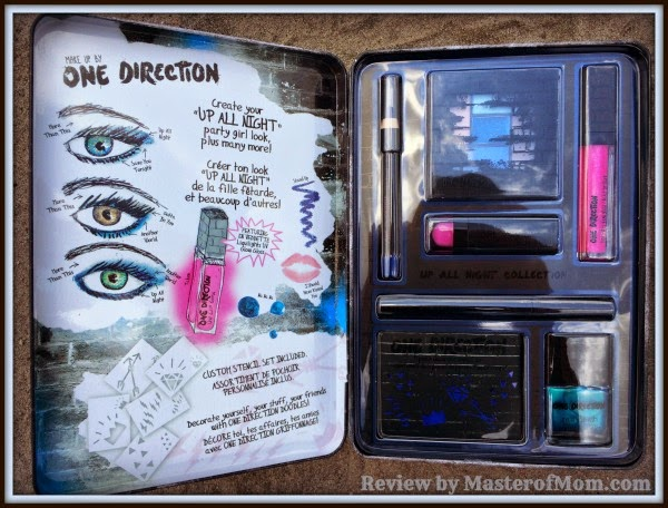 Makeup by One Direction Up All Night Collection