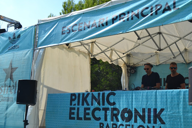 """Piknic Élektronic Barcelona"""