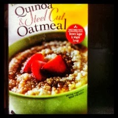 Trader Joe's Quinoa & Steel Cut Oatmeal