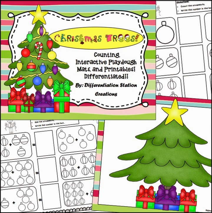 http://www.teacherspayteachers.com/Product/Christmas-Trees-Interactive-Play-Dough-Mats-Centers-and-Games-and-Printables-983357