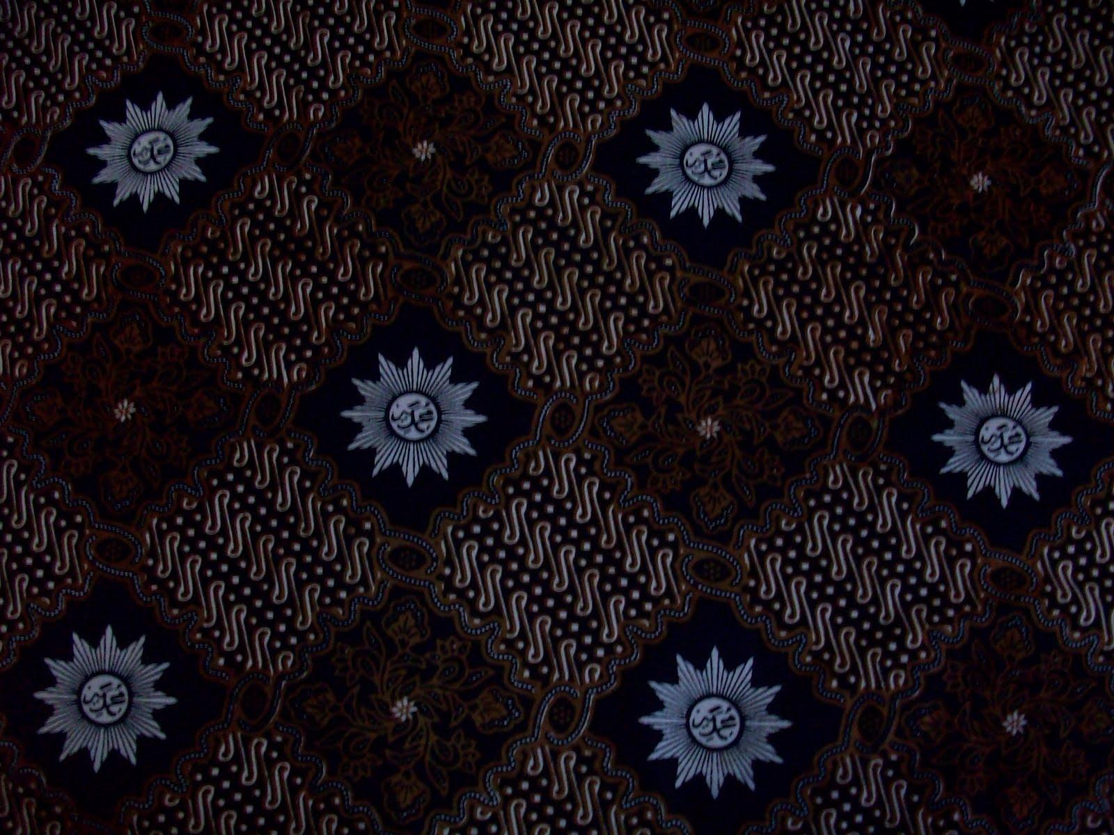 batik indonesia wallpaper