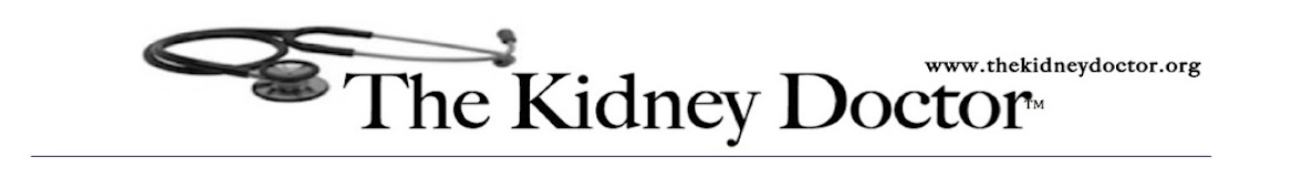 The Kidney Doctor