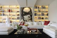 hermosas fotos salas modernas