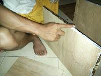 Cara Membuat Cajon - Memasang 2