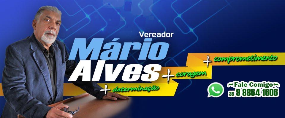 Vereador Mário Alves  |  Caxambu-MG