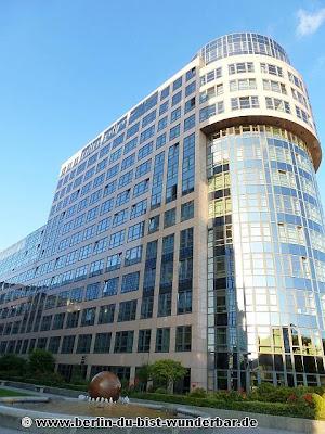 berlin, Gebäude, Bundesministerium des Innern, BMI, Spree, Flachbau