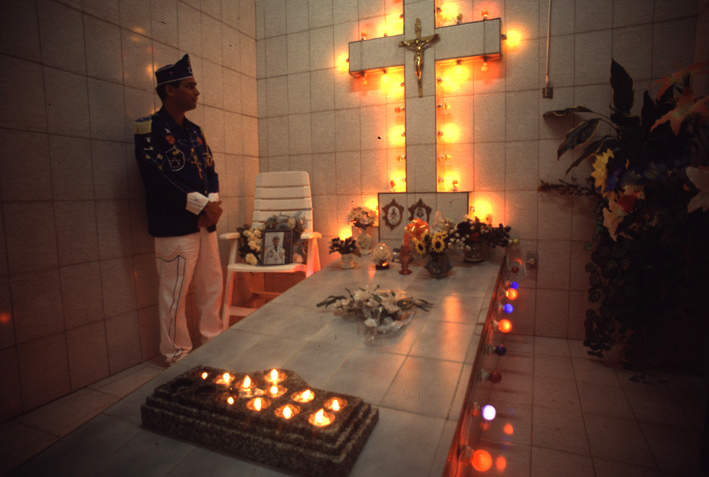 Pietro Times: BRASILE - IL SANTO DAIME