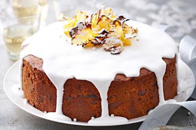 Tropical christmas cake recipe