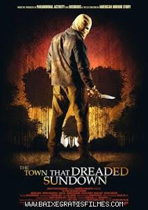 Download – The Town That Dreaded Sundown – HDRip AVI + RMVB Legendado