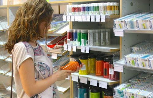 Productos de la tienda modulor de Berlín